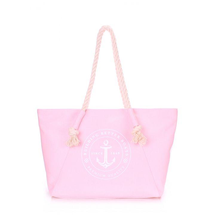 Текстильная сумка POOLPARTY с трендовым принтом, 5517