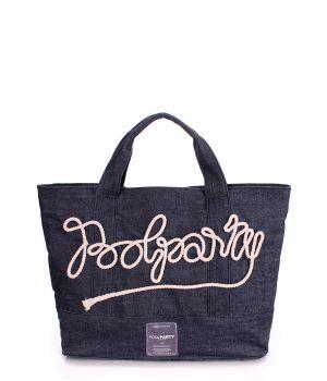 Джинсова сумка POOLPARTY, 5577