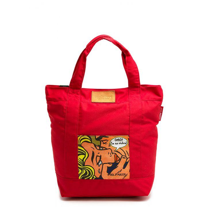 Текстильная сумка POOLPARTY, 5568