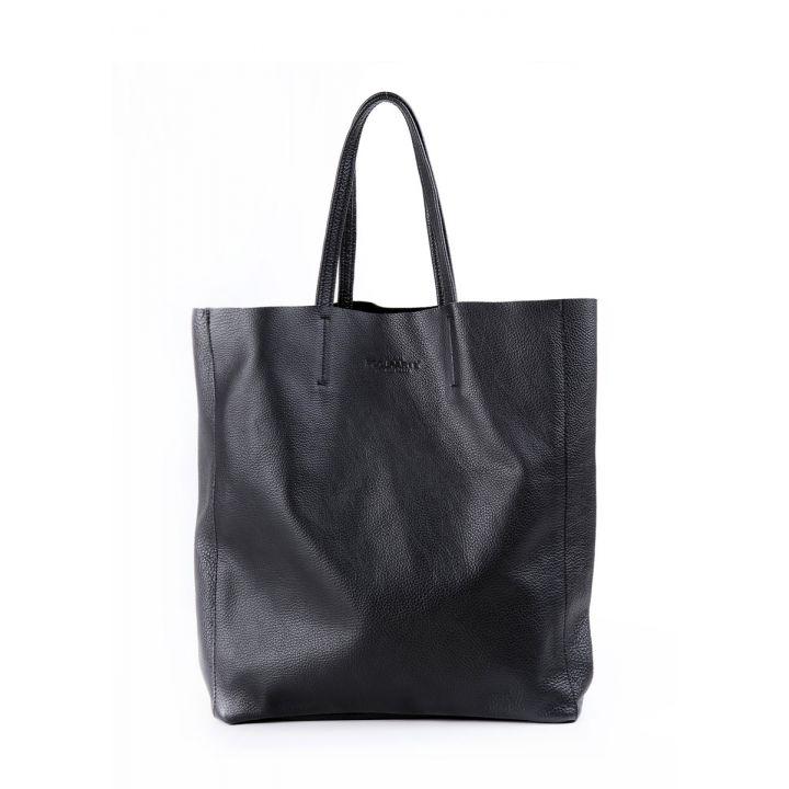 Кожаная сумка POOLPARTY City 5648