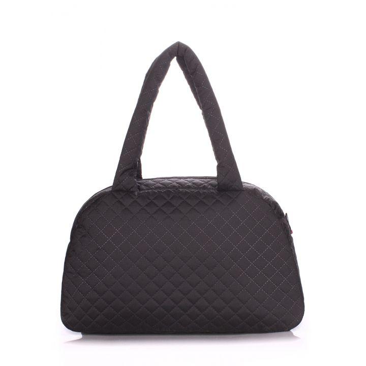 Стеганая сумка-саквояж POOLPARTY, 5489