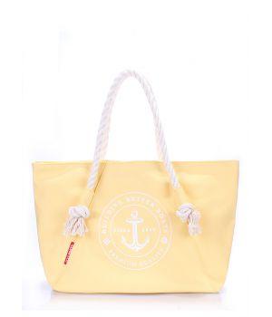 Текстильна сумка POOLPARTY з трендовим принтом, 5519