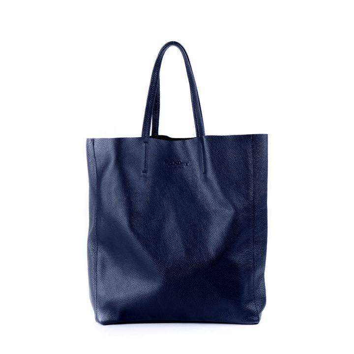 Кожаная сумка POOLPARTY City 0102