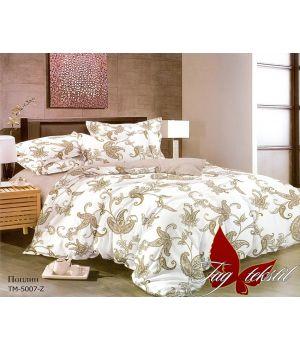 Семейный Комплект постельного белья с компаньоном TM-5007Z