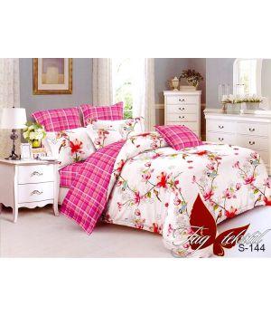 Семейный Комплект постельного белья с компаньоном S-144