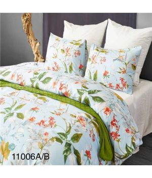 Двуспальное постельное белье бязь хлопок, 77640
