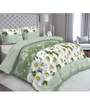 Полуторное постельное белье бязь, 77523