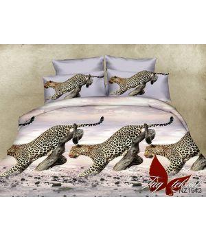 Семейный Комплект постельного белья PS-NZ1942