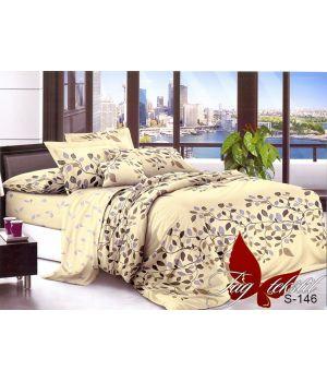 Семейный Комплект постельного белья с компаньоном S-146