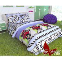 Полуторный Комплект постельного белья R7408