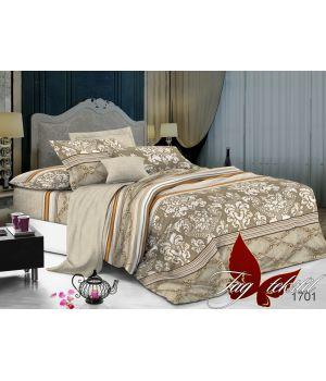 Семейный Комплект постельного белья с компаньоном 1701