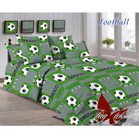 Полуторный Комплект постельного белья Football