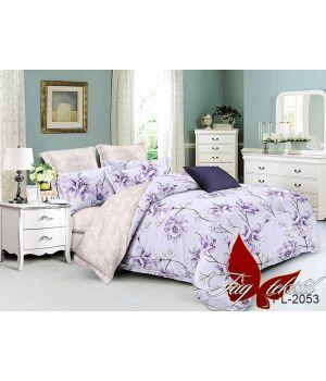 Семейный Комплект постельного белья с компаньоном PL2053