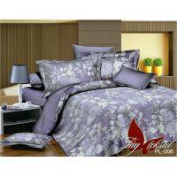 Полуторный Комплект постельного белья с компаньоном PL006