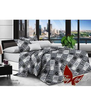 Семейный Комплект постельного белья с компаньоном TM-5001Z