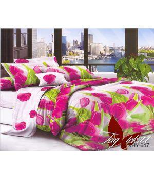 Семейный Комплект постельного белья XHY647