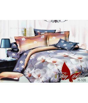 Семейный Комплект постельного белья с компаньоном R105
