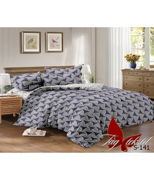 Семейный Комплект постельного белья с компаньоном S-141