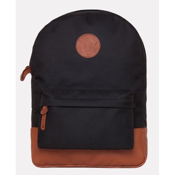 Универсальный городской рюкзак Бронкс черный 12 л