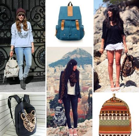 Топ-5 модных городских рюкзаков сезона 2015