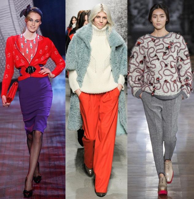 Модные тренды осени 2015