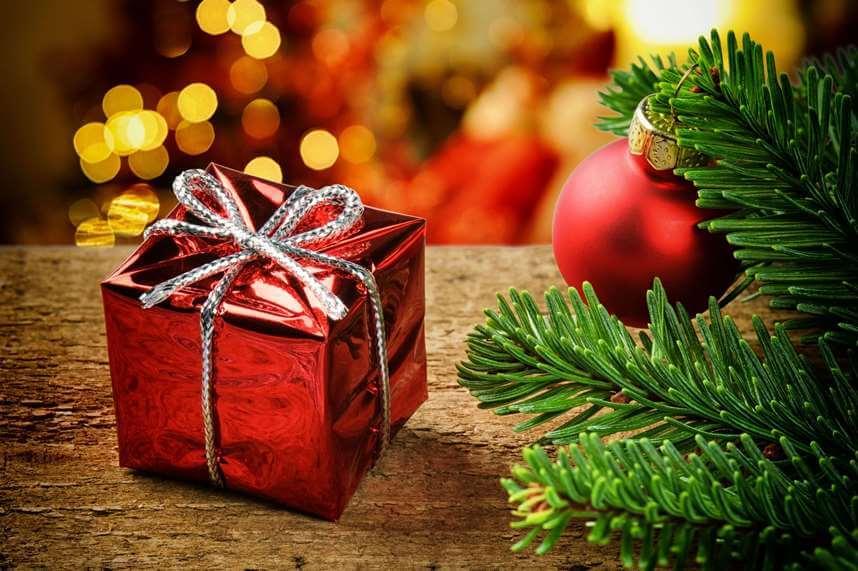 Что подарить на Новый год 2018?