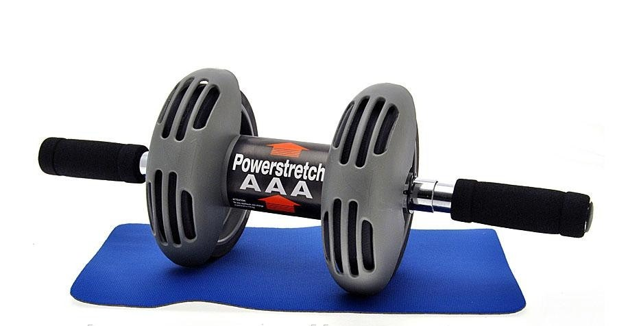 Тренажер-колесо Power Stretch Roller