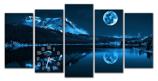 Модульные часы Альпы